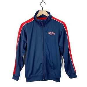Tommy Hilfiger Sport Zip Up Vintage Track Jacket